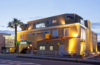 デザインホテル マホ-ラ明石の画像