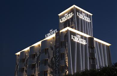 HOTEL L'HOTELの画像