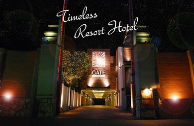 HOTEL GATE BALIの画像