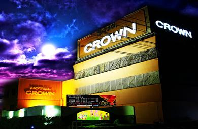 HOTEL CROWNの画像