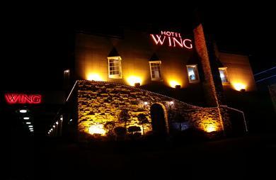 ホテル ウィングの画像