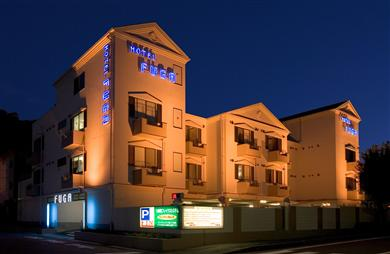 RESORT HOTEL FUGA小田原店の画像