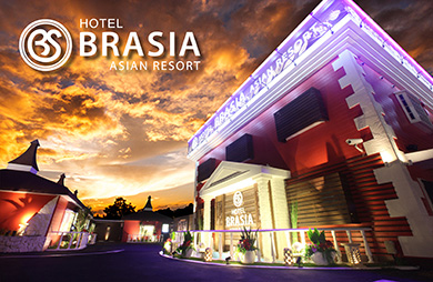 BRASIA ASIAN RESORTの画像