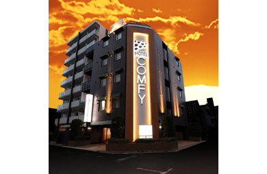 HOTEL COMFYの画像