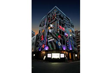 HOTEL ZEBRAの画像
