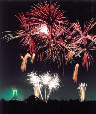 江南市民花火大会の画像