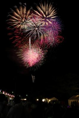 武蔵村山市観光納涼花火大会の画像
