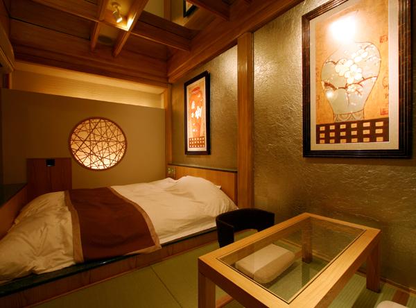 ホテル くちなし城 桃源郷の画像1