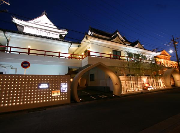 ホテル くちなし城 桃源郷の画像
