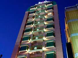 ホテル エンペラータワー石庭の画像