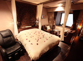 HOTEL BaliAn Island新宿店(ホテル バリアン アイランド新宿店)の画像2