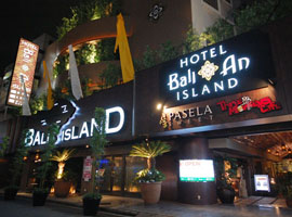 HOTEL BaliAn Island新宿店(ホテル バリアン アイランド新宿店)の画像