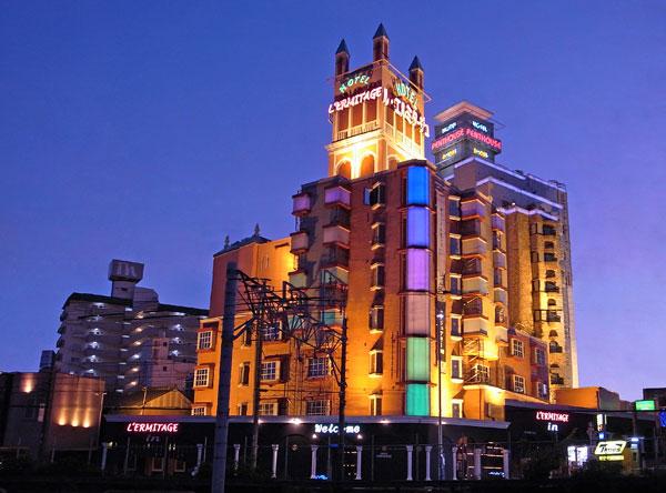 ホテル ル・エルミタージュ&カサンドラの画像